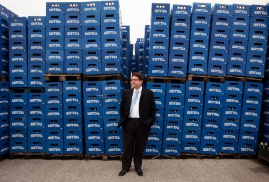 """Βεργίνα: Η μπύρα που """"μιλάει"""" ελληνικά (16/06/2009)"""